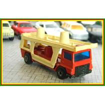 Caminhão Car Transporter Esc Aprox 1:87 Matchbox