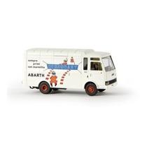 Miniatura Fiat Zeta Kasten Abarth Servizio Ho 1:87 Brekina