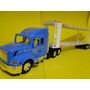 Caminhão Cegonha 05 Eixos Jamanta Comp59cm Larg08cm Alt13cm