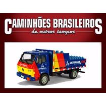 Miniatura Caminhões Brasileiros O.tempos Vw 8150 Ultragaz
