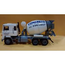 Betoneira ( Scania Lks 140 ) Caminhões De Outros Tempos
