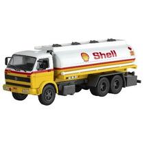 Miniatura Caminhão Shell