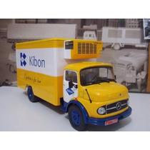 Caminhão Ixo Sorvete Kibon Colecionavel 1:43 Antigo