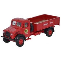 Truck Model - Oxford Diecast 1:76 Brs Bedford Oy Caixa Abert