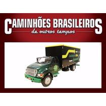 Miniatura Caminhões Brasileiros O. Tempos Ford F12000 Ed. 26