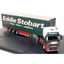 Caminhão Volvo Fx Eddie Stobart 1/76 Oxford