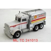 Matchbox Caminhão Tanque Combustivel 1991
