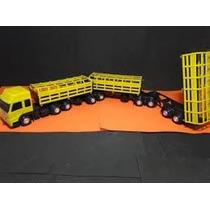 Super Articulado Caminhão Carreta Bitrem Tritrem Brinquedo
