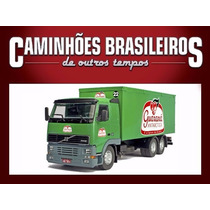 Miniatura Caminhões Brasileiros Volvo Fh12 Guaraná Antártica