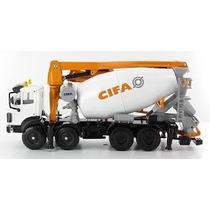 Caminhão Bomba De Cimento Cifa Norscot Novo = Arpra