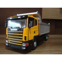 Miniatura 1/43 Caminhão Scania T 420