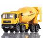 Caminhão Betoneira Kdw 1/50 Kaidiwei Scania Volvo Concreto