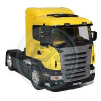 Caminhão Em Miniatura Scania - Mercedes R470 1:32 Ref:010139