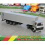 Caminhão Ford Plataforma Container Ho 1:87 Herpa