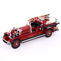 Yat Ming 1:43 Fire Engine Bombeiro - 1925 Ahrens Fox Ns4