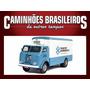 Caminhões Brasileiros De Outros Tempo Fnm D11000 Refrigerado