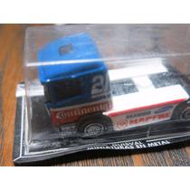 Caminhão F Truck #21 Scania Continental Mapfre Guisval