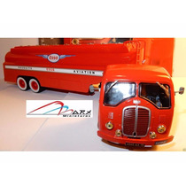 Caminhão Articulado - Somua Jl 17 Esso 1953 1:43 Ixo/altaya