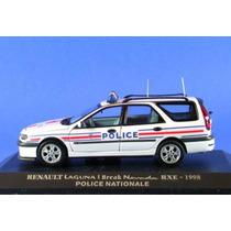 Renault Laguna Policia França, Universal Hobbies, 1:43