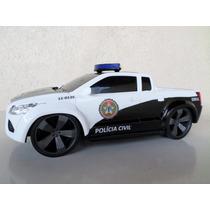 Miniatura Da Polícia Civil Do Rio De Janeiro