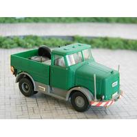 Raro Caminhão Trator Rebocador Kaelble Ho 1:87 Kibri
