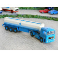 Caminhão Man Tanque Combustíveis Ho 1:87 Wiking