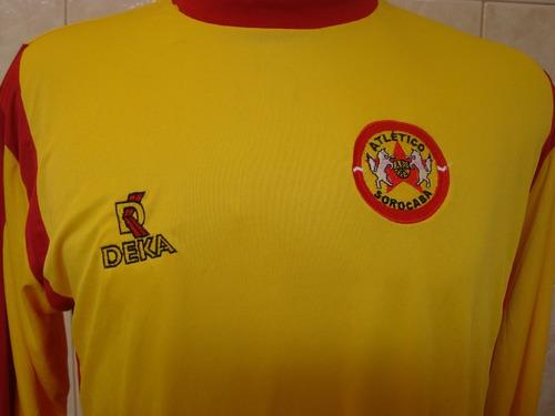 Camisa De Futebol Do Atlético De Sorocaba - Marca Deka