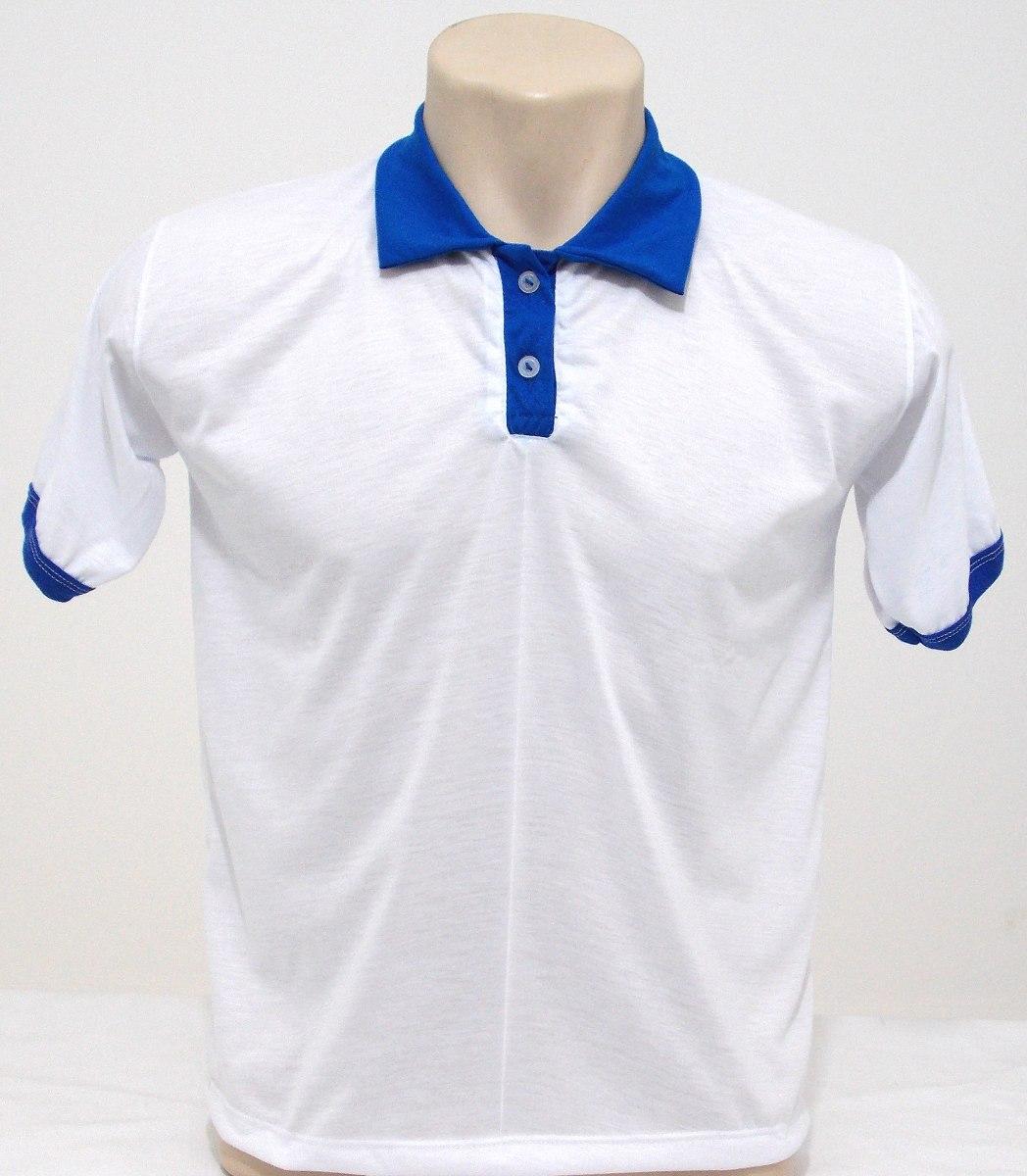 Camisa Polo Varias Cores Polo Lisa Tradicional Blusa Polo - R  44 6f693b0d80e7e