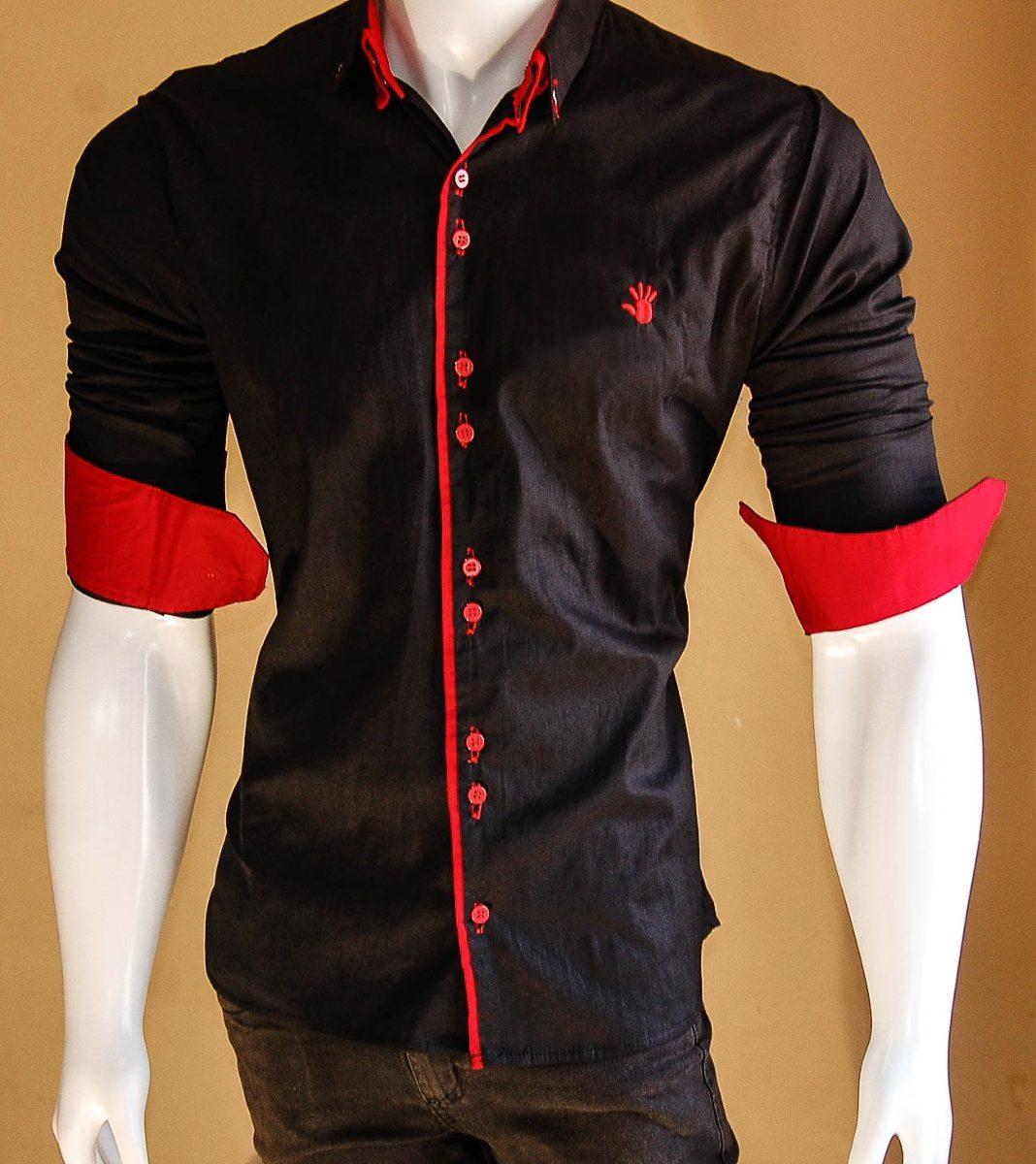 camisa social slim fit masculina fabrica o pronta entrega