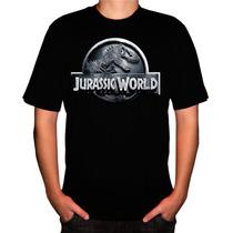 Camisa Filmes Séries Jurassic World