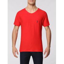 Camiseta Aleatory Flame Nova Vermelho