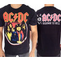 Camisa Masculina Acdc - Highway To Hell *oficial*