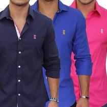 Camisas Slimfit - Grandes Grifes - Réplicas Top!!!
