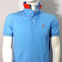 Camisa Polo Masculina Marca De Grife, Sheepfyeld Original