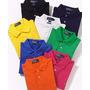 Kit 10 Camisas Polo Masculina Varias Marcas Atacado