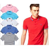 Camisa Polo Fred Perry -100% Original- Confira!