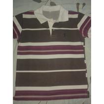 Camisa Gola Polo Aleatory