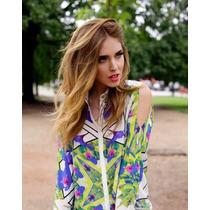 Camisa Chiffon Seda Musseline Blusas Femininas Div. Modelos