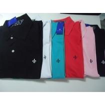Kit C/05 Camisas Polo Dudalina Frete Barato!!!