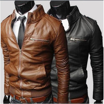 Blusa Estilo Top Frio Couro Casual Fashion Moda Frete Grátis