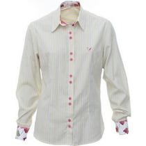 Camisa Feminina Rebecca - Pimenta Rosada
