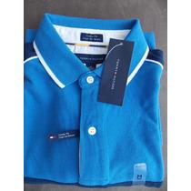 Camisa Polo - Tommy Hilfiger Varias Cores, Modelo E Tamanho