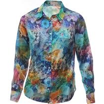 Camisa Feminina Jurerê - Gloss - Pimenta Rosada