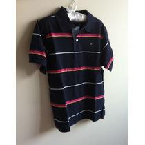 Camisa Polo Tommy Hilfiger Tam 6 Infantil