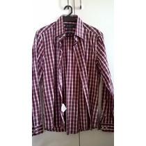 Camisa Dudalina Individual Premium Slim Fit Strecht - Tam M