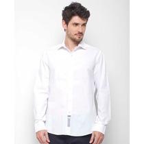 Camisa Social Masculina Branca - La Martina