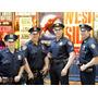 Camisa Uniforme Polícia De New York