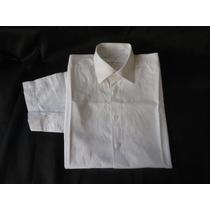 Camisa Brooksfield Infantil N. 10.100% Algodão.como Nova