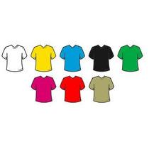 Adeonlima Fabrica Camiseta Lisa Varias Cares