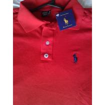 Camisa Polo Ralph Lauren Várias Cores E Tamanhos